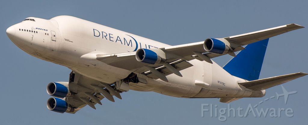 Boeing 747-400 (N747BC)