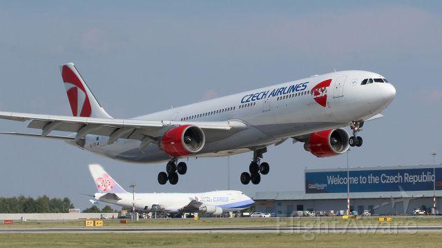 Airbus A330-300 (OK-YBA)