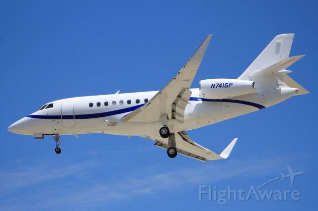 Dassault Falcon 2000 (N741SP)