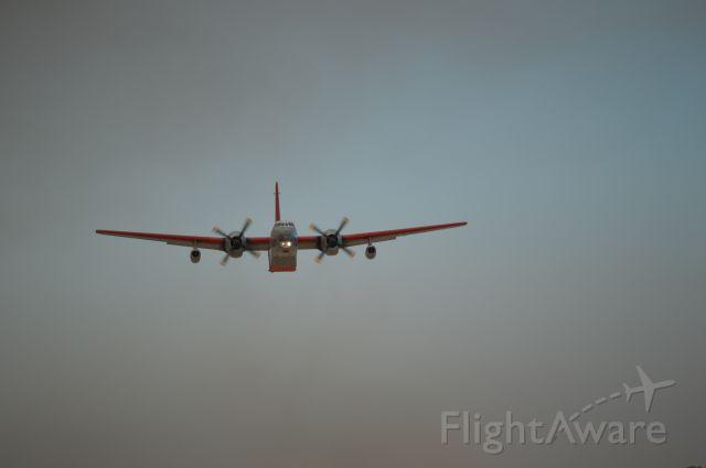 Douglas A-26 Invader — - standing on departure end Loaded up for action...