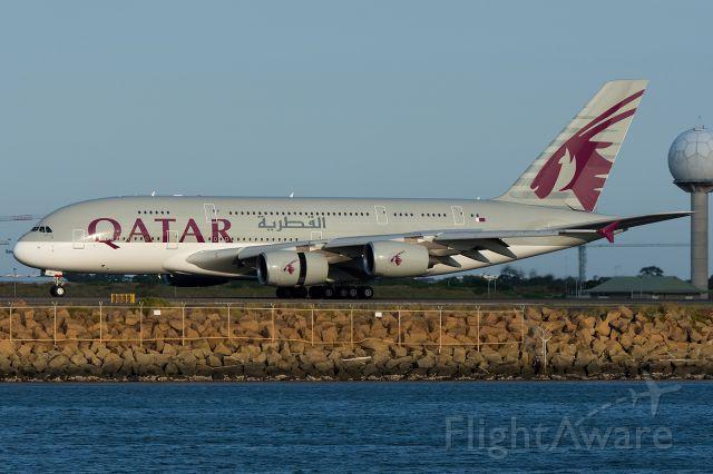 Airbus A380-800 (A7-APD)