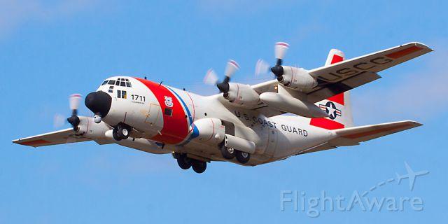 Lockheed C-130 Hercules (N1711)