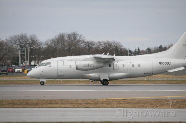 Fairchild Dornier 328JET (N100UJ)