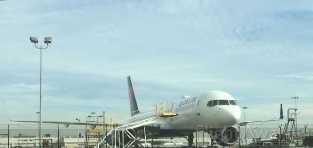 Boeing 757-200 — - This was taken at LAX. I can