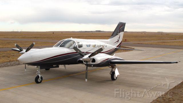 Cessna 421 (N421)