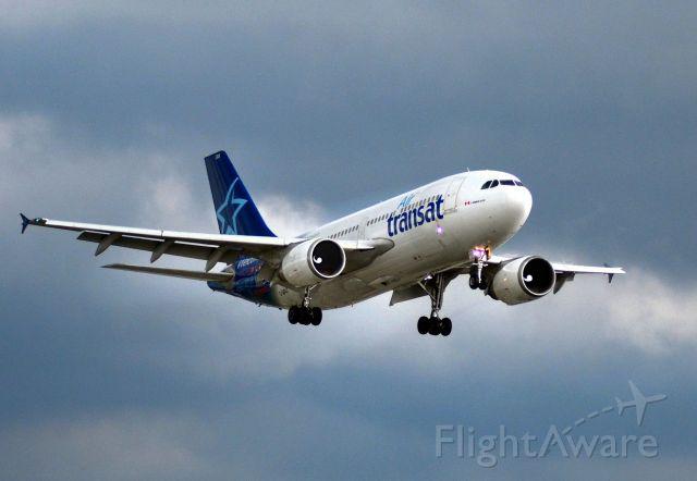 Airbus A310 (C-GPAT)