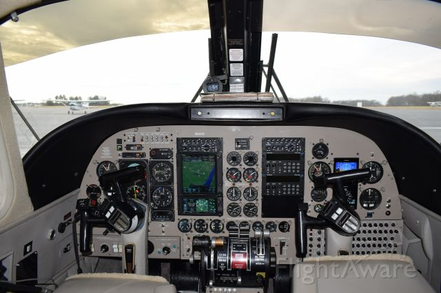 Rockwell Turbo Commander 690 (N840KB)