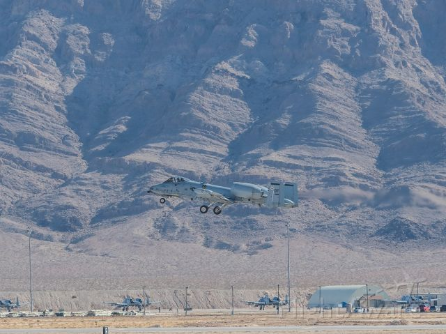 82-0658 — - Aviation Nation 2019 Fairchild Republic A-10C 82-0658 at Nellis AFB, NV