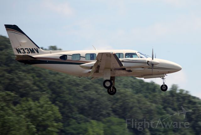 Piper Navajo (N33MV) - No location as per request of the aircraft owner.