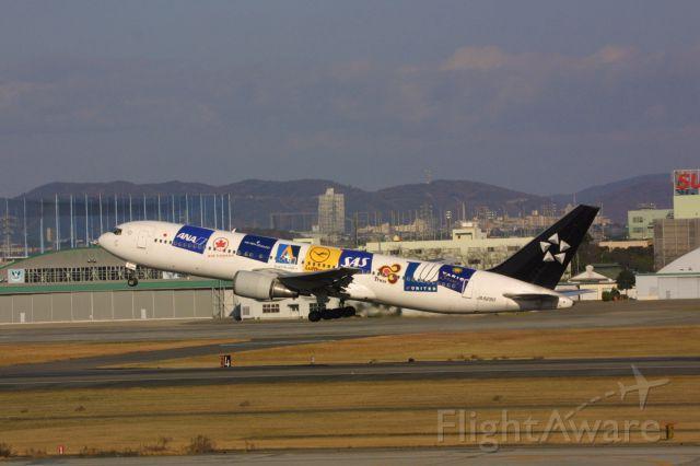 BOEING 767-300 (JA8290)