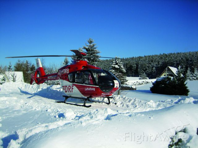 Eurocopter EC-635 (D-HDRB) - EC-H135 rescue helicopter
