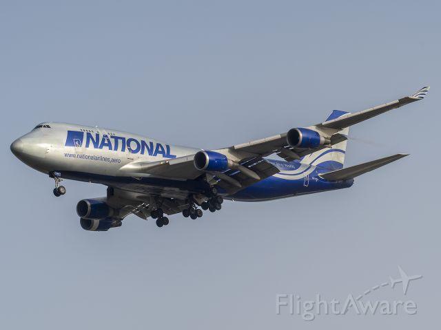 Boeing 747-400 (N919CA) - 6/27/2020