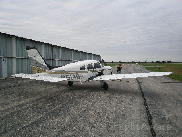 Piper Cherokee (N6148H)