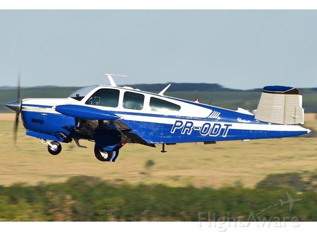 Beechcraft 35 Bonanza (PR-ODT) - Airborne SBML heading SBDN