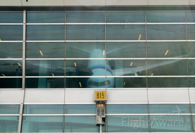 Airbus A319 (YA-AQS) - Safi Airways B767-200ER (YA-AQS) at VIDP (New Delhi) Gate B15.