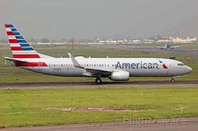 Boeing 737-800 (N993NN) - American Airlines / Boeing 737-823 - MSN 33340 / N993NN / MMMX 07/2019