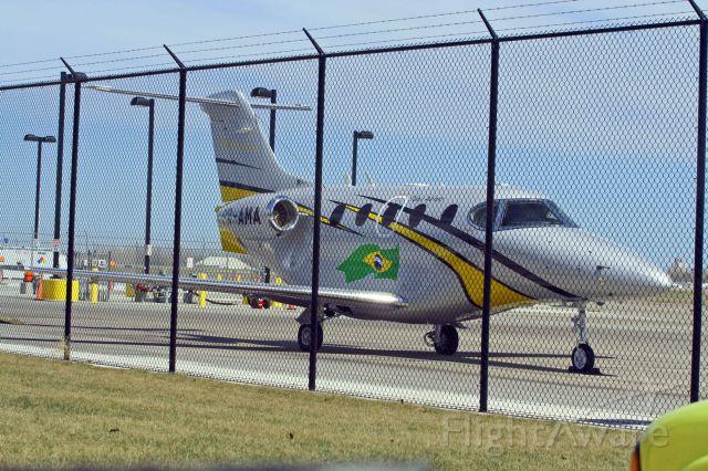 Beechcraft Premier 1 (PR-AMA)