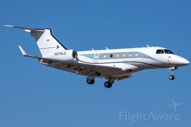 Embraer Legacy 550 (N379LG)