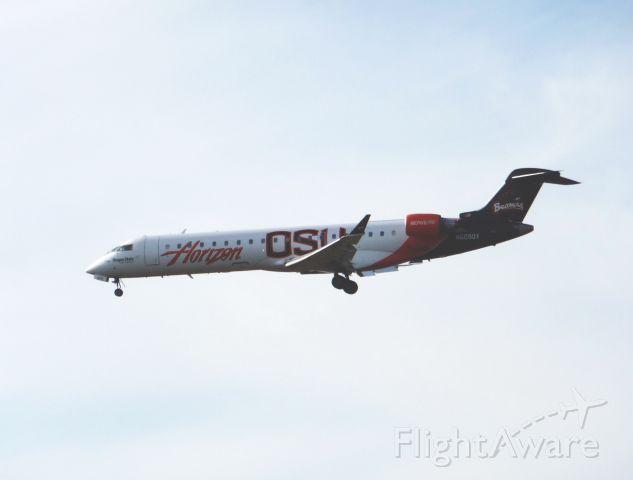 Canadair Regional Jet CRJ-200 (N609QX) - Beavers, OSU, Horizon