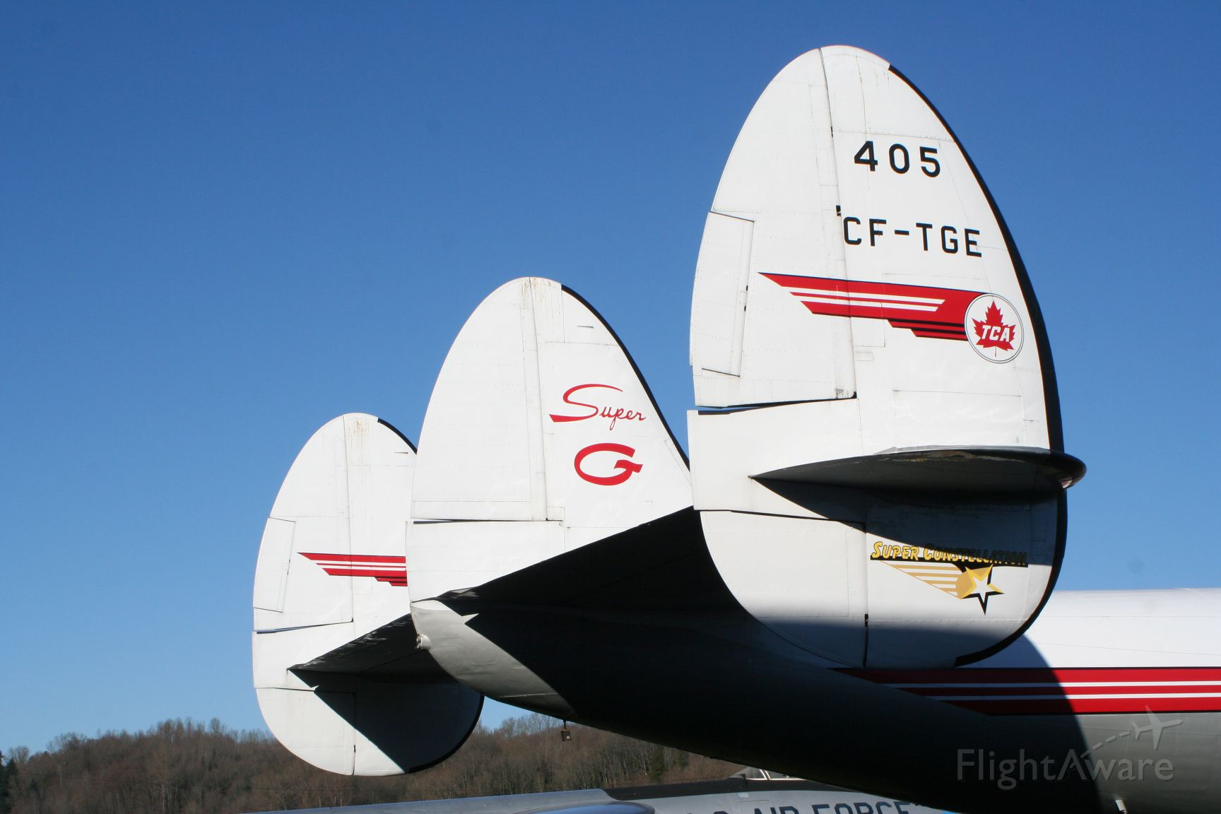 C-FTGE — - MUSEUM OF FLIGHT SEATTLE