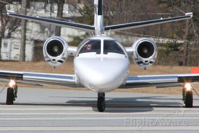 Cessna Citation II (N805LC)