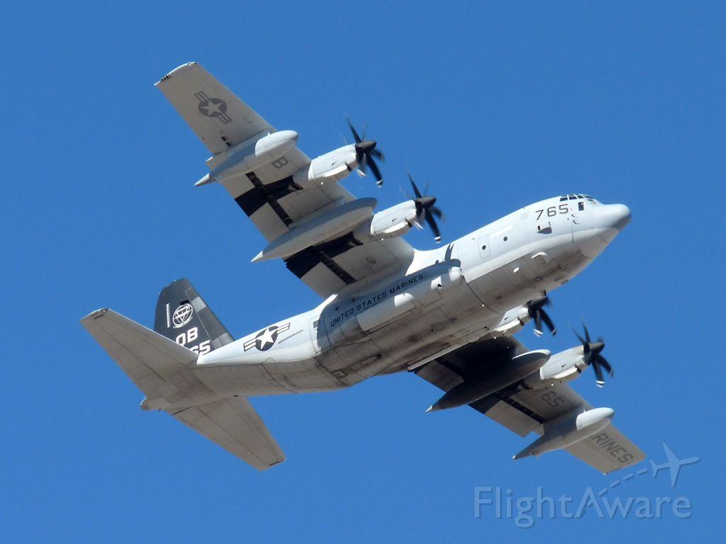 Lockheed C-130 Hercules (16-6765)