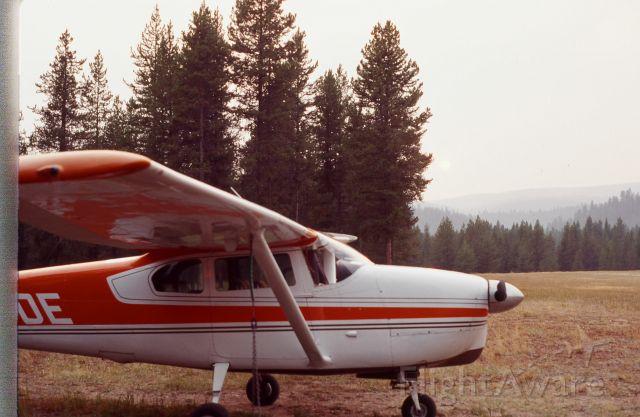 Cessna Centurion — - U79