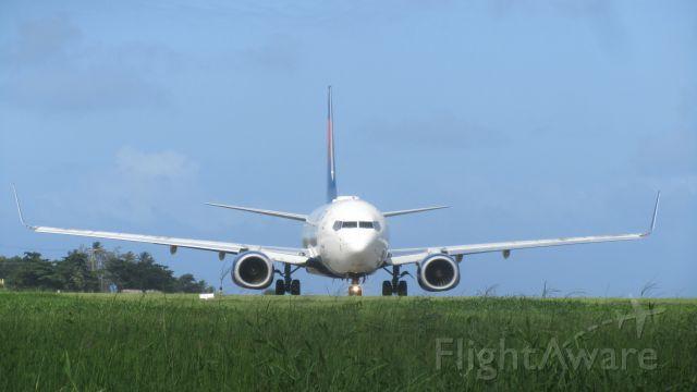 Boeing 737-800 (N3741S)