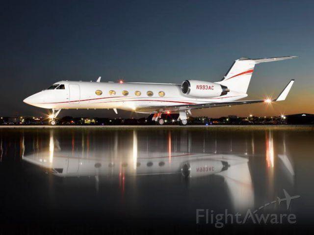 Gulfstream Aerospace Gulfstream IV (N993AC)