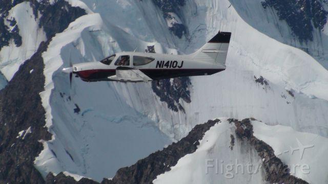 Rockwell Commander 114 (N1410J) - Flying to Valdez, AK