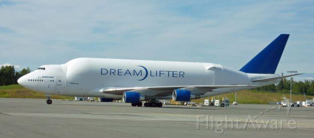Boeing 747-400 (N780BA)