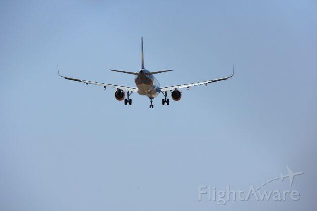 — — - LAND OF POSITION... ANTALYA AIRPORT TURKIYE