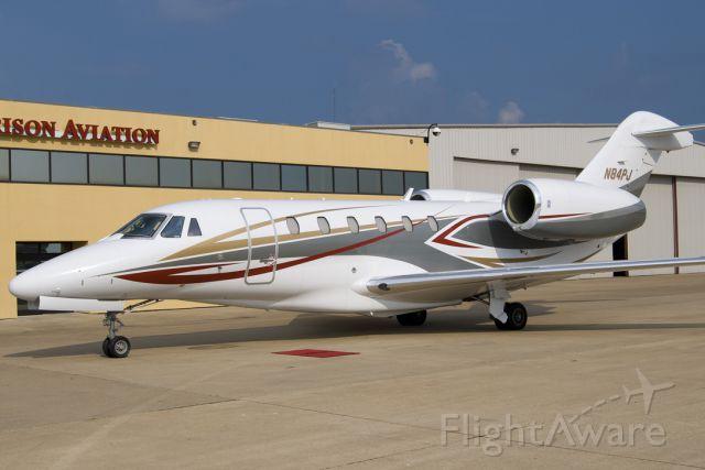 Cessna Citation X (N84PJ)