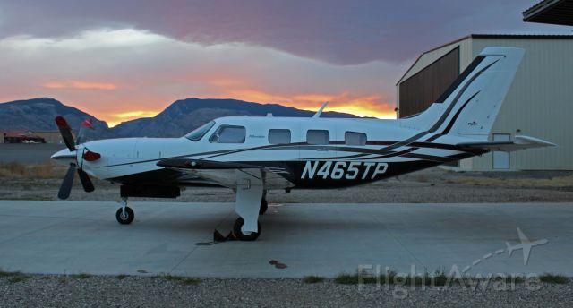 Piper Malibu Mirage (N465TP)