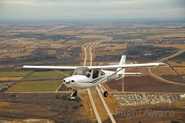 Cessna Skycatcher (N3037T)