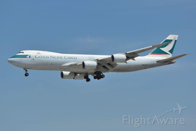 BOEING 747-8 (B-LJE) - 28-C 05-14-19