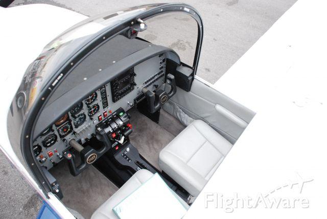 Grumman AA-5 Tiger (N960TE)