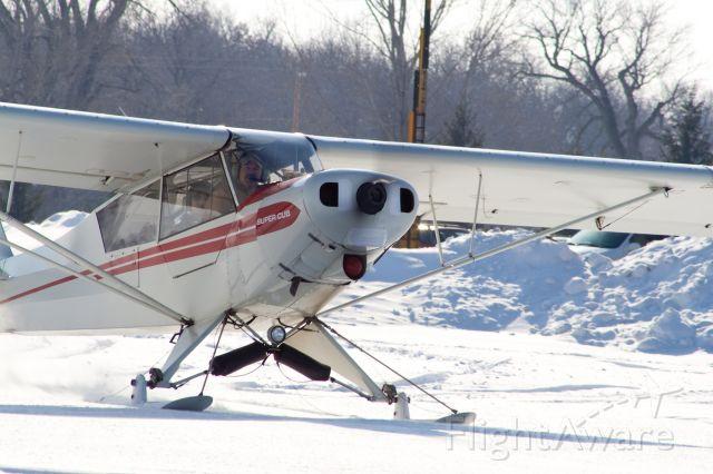 Piper L-21 Super Cub (N9079D)