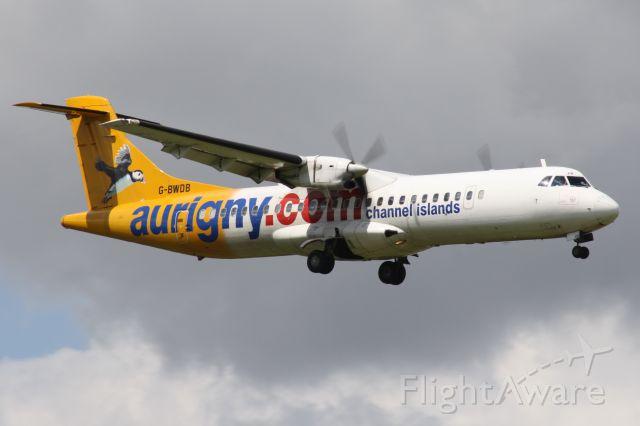ATR ATR-72 (G-BWDB)