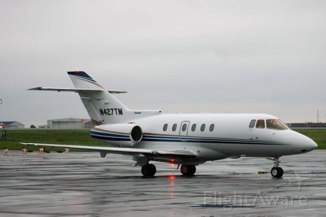 Raytheon Hawker 800 (N427TM)