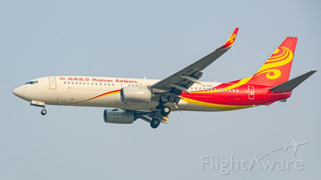 Boeing 737-800 (B-1541) - Thanks for view and give me 5 star please