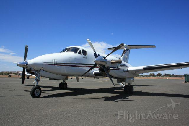 Beechcraft Super King Air 200 (VH-KFX)