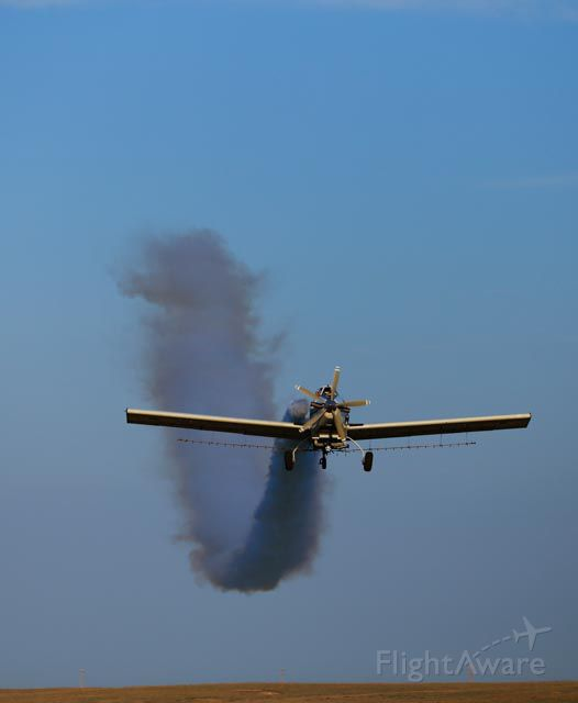 N697PB — - Smoke over my house!