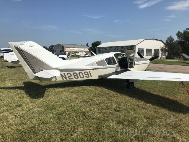 BELLANCA Viking (N28091) - September 14, 2019 Bartlesville Municipal Airport OK - Bellanca Fly-in
