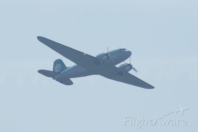 Douglas DC-3 (PH-PBA) - KLM DC3 Dakota