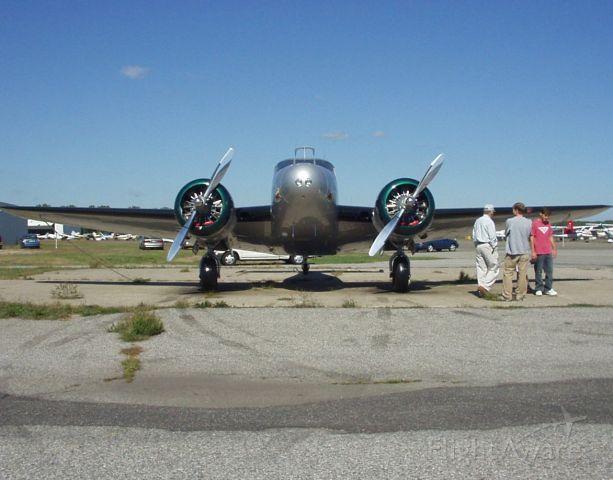 "Beechcraft 18 (N213SP) - ""Sweet Pea"""