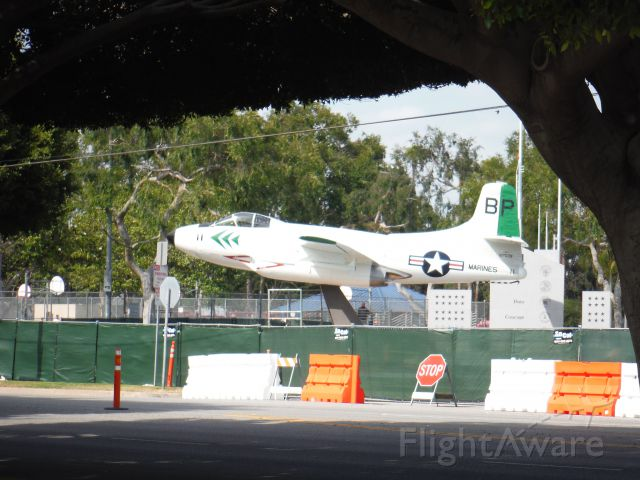 12-7039 — - Just refurbished F3D-2 Skynight at Del Valle Park, Lakewood, California