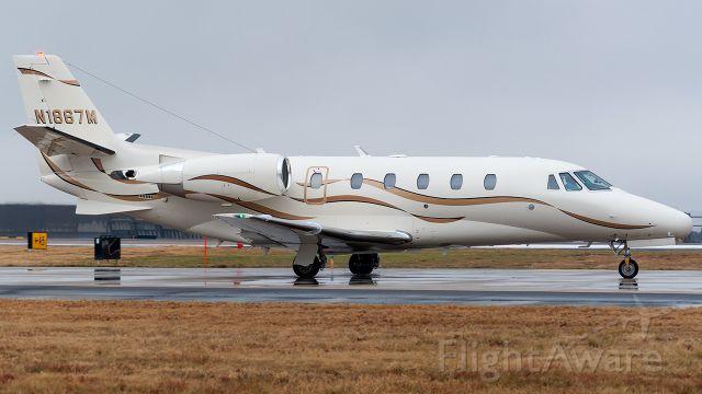 Cessna Citation Excel/XLS (N1867M)