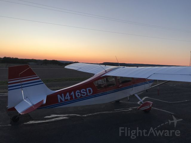 CHAMPION Sky-Trac (N416SD)