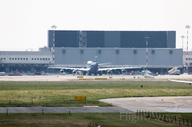 Boeing 747-200 (4KSW008)